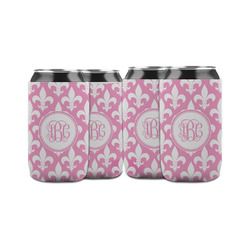 Fleur De Lis Can Sleeve (12 oz) (Personalized)