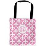 Fleur De Lis Auto Back Seat Organizer Bag (Personalized)