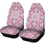 Fleur De Lis Car Seat Covers (Set of Two) (Personalized)