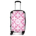 Fleur De Lis Suitcase (Personalized)