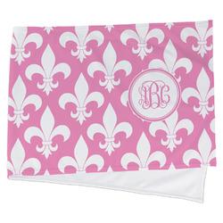 Fleur De Lis Cooling Towel (Personalized)