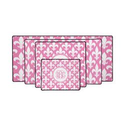 Fleur De Lis Gaming Mouse Pad (Personalized)