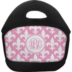 Fleur De Lis Toddler Lunch Tote (Personalized)