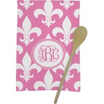 Fleur De Lis Kitchen Towel - Full Print (Personalized)
