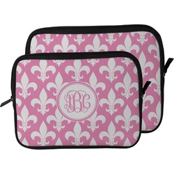 Fleur De Lis Laptop Sleeve / Case (Personalized)