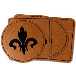 Fleur De Lis Leatherette Patch (Personalized)