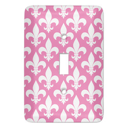 Fleur De Lis Light Switch Covers (Personalized)