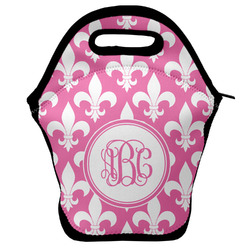 Fleur De Lis Lunch Bag w/ Monogram