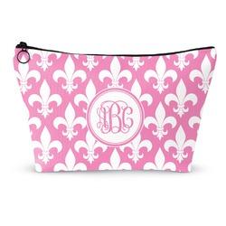 Fleur De Lis Makeup Bags (Personalized)