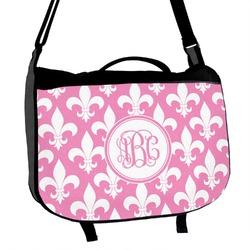 Fleur De Lis Messenger Bag (Personalized)
