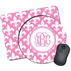 Fleur De Lis Mouse Pads (Personalized)