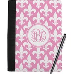 Fleur De Lis Notebook Padfolio (Personalized)