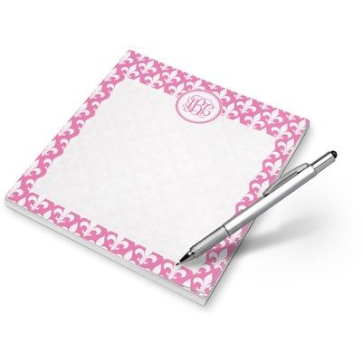 Fleur De Lis Notepad (Personalized)