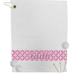 Fleur De Lis Golf Towel (Personalized)