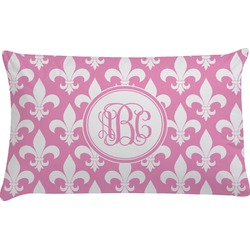 Fleur De Lis Pillow Case (Personalized)