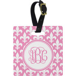 Fleur De Lis Luggage Tags (Personalized)