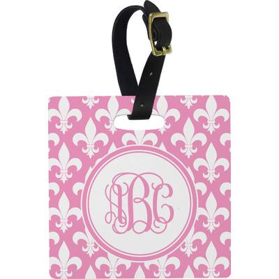 Fleur De Lis Luggage Tags (Personalized)