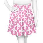Fleur De Lis Skater Skirt (Personalized)