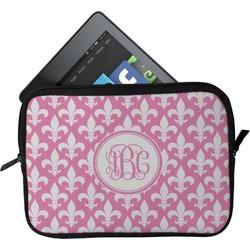 Fleur De Lis Tablet Case / Sleeve (Personalized)