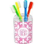 Fleur De Lis Toothbrush Holder (Personalized)