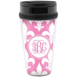 Fleur De Lis Travel Mug (Personalized)