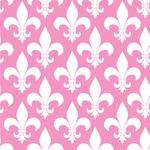 Fleur De Lis Wallpaper & Surface Covering