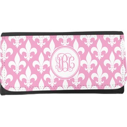 Fleur De Lis Leatherette Ladies Wallet (Personalized)