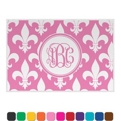Fleur De Lis Placemat (Laminated) (Personalized)