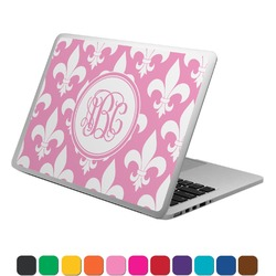 Fleur De Lis Laptop Skin - Custom Sized (Personalized)