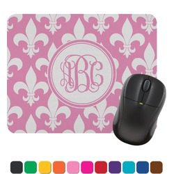 Fleur De Lis Mouse Pad (Personalized)