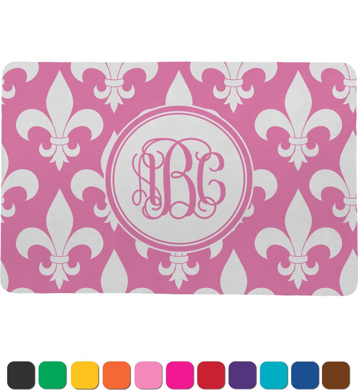 Fleur De Lis Comfort Mat Personalized Youcustomizeit