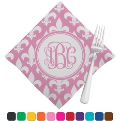 Fleur De Lis Napkins (Set of 4) (Personalized)