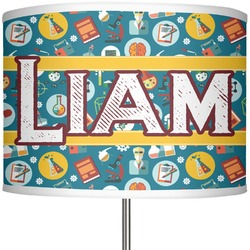 "Rocket Science 13"" Drum Lamp Shade (Personalized)"