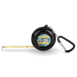 Rocket Science Pocket Tape Measure - 6 Ft w/ Carabiner Clip (Personalized)