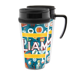 Rocket Science Acrylic Travel Mugs (Personalized)