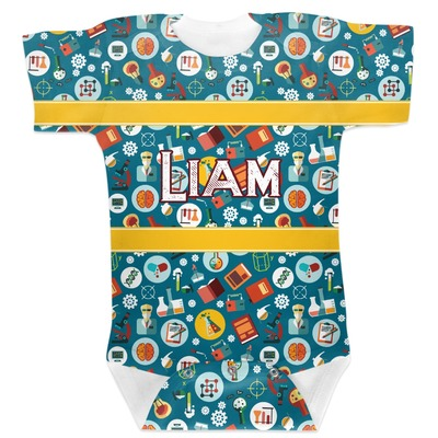 Rocket Science Baby Bodysuit 6-12 (Personalized)