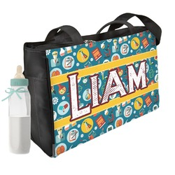 Rocket Science Diaper Bag (Personalized)