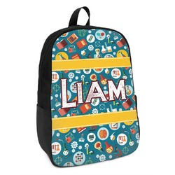 Rocket Science Kids Backpack (Personalized)
