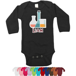 Rocket Science Long Sleeves Bodysuit - 12 Colors (Personalized)