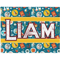 Rocket Science Placemat (Fabric) (Personalized)