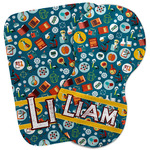 Rocket Science Burp Cloth (Personalized)
