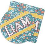 Rocket Science Rubber Backed Coaster (Personalized)