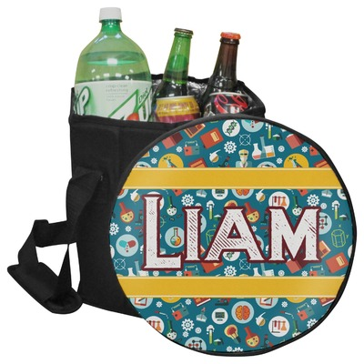 Rocket Science Collapsible Cooler & Seat (Personalized)