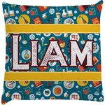 Rocket Science Decorative Pillow Case (Personalized)