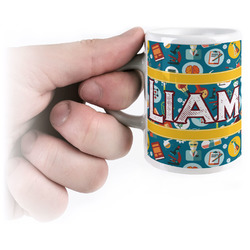 Rocket Science Espresso Cups (Personalized)