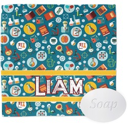 Rocket Science Washcloth (Personalized)