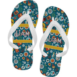 Rocket Science Flip Flops (Personalized)