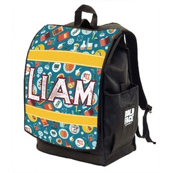Rocket Science Backpack w/ Front Flap  (Personalized)