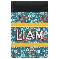 Rocket Science Genuine Leather Small Memo Pad (Personalized)