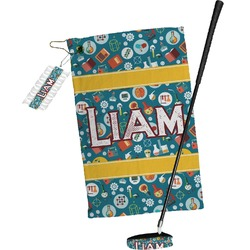 Rocket Science Golf Towel Gift Set (Personalized)